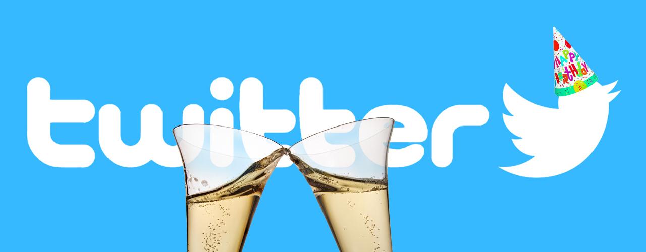 10 Years Of Twitter